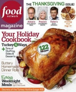 Subscribe to Food Network Magazine with Discount