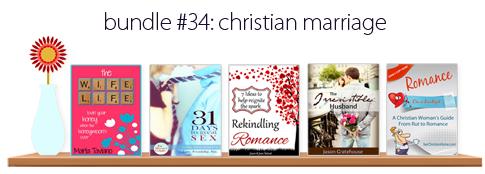 Christian Marriage ebook bundle