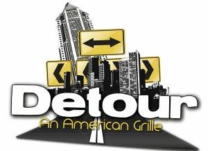 Detour American Grille logo