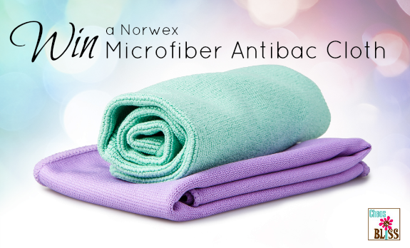 Norwex Microfiber Cloth giveaway
