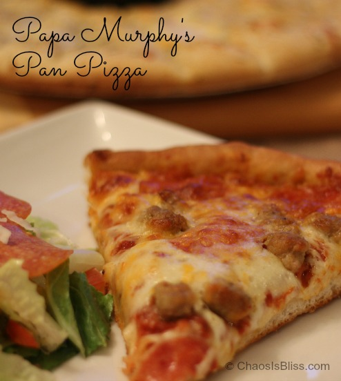 Papa Murphy's Pan Pizza