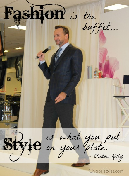 Clinton Kelly quote