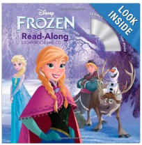 Disney Frozen books