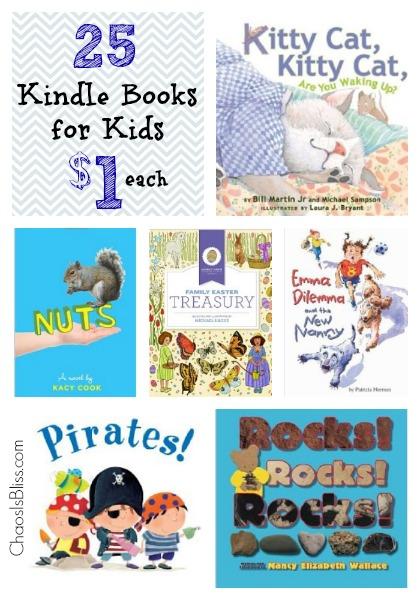 Kindle books for kids