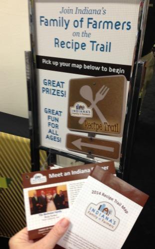 Indiana State Fair Recipe Trail