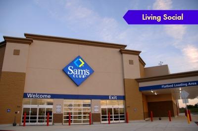 Sam's Club Living Social