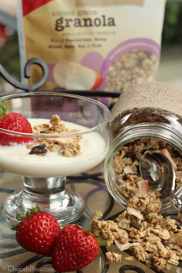 A healthy breakfast doesn't need a recipe when you have the right wholesome ingredients on hand.