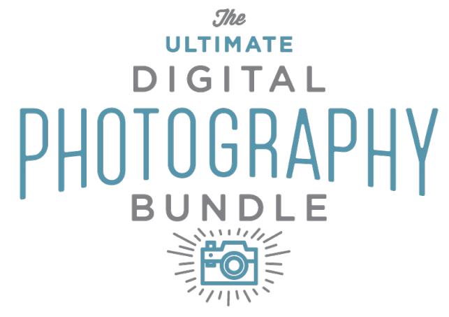Ultimate Photography Bundle logo