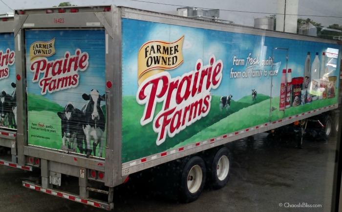 Prairie Farms tour