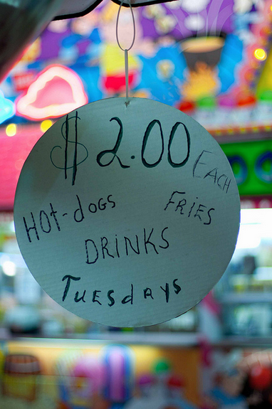 Indiana State Fair discount days