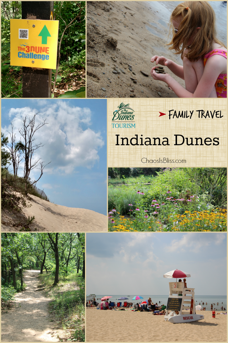 Family Travel in the Midwest isn't complete without stops at Indiana Dunes and southwest Michigan. They make an affordable family vacation!