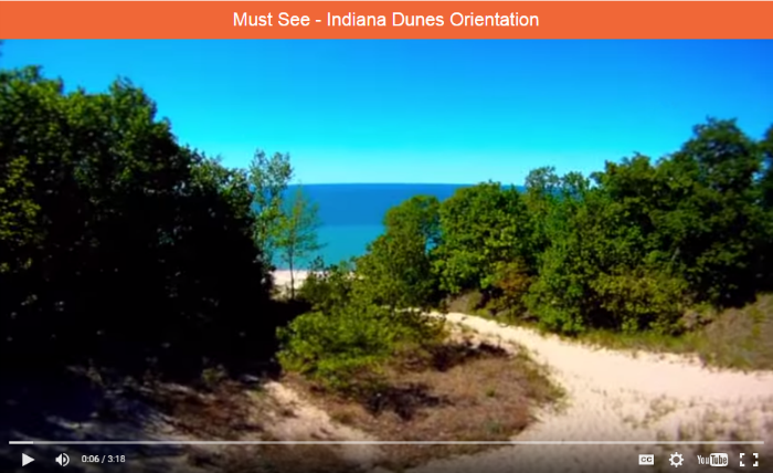Learn more about Indiana Dunes.