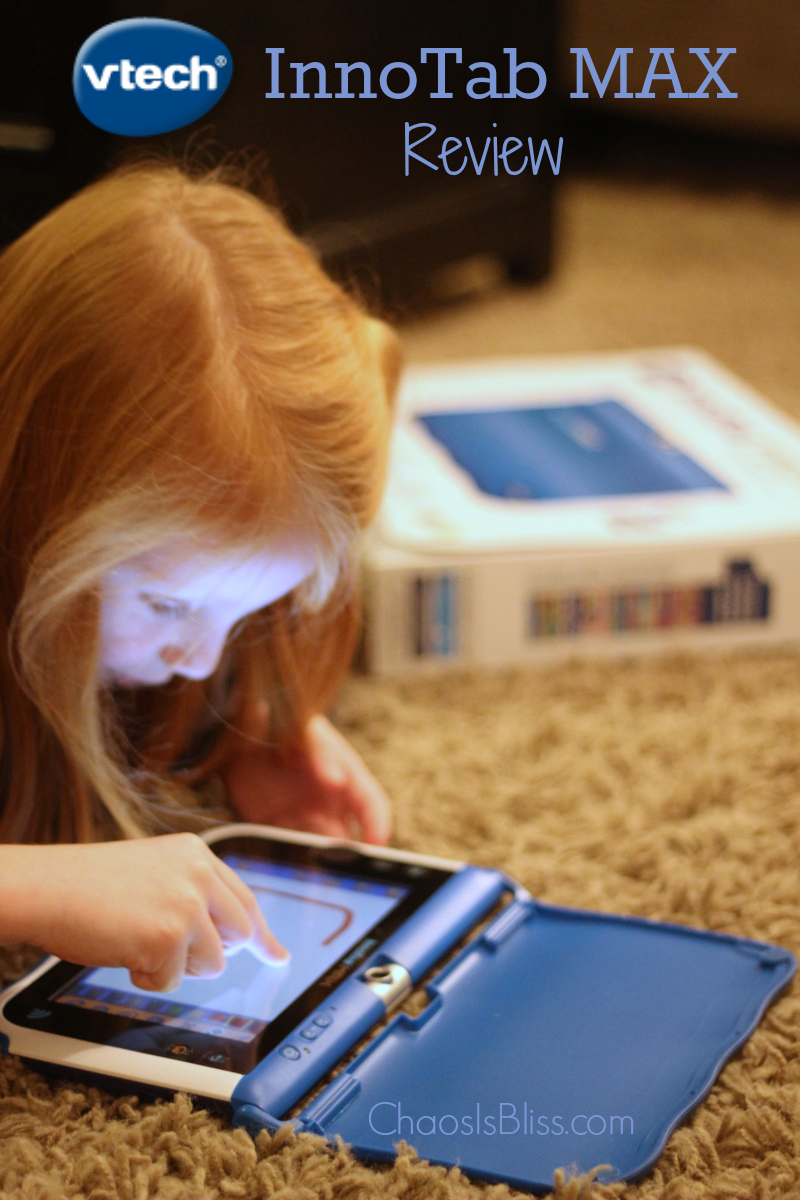 Looking for a child s tablet  Here s my review on the VTech InnoTab Max. 03a0c18731adf