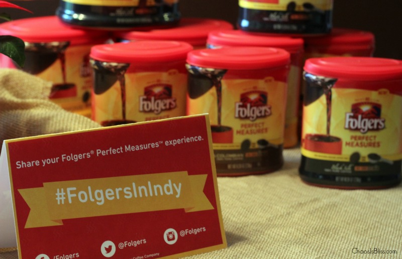The perfect Christmas brunch starts with Folgers Perfect Measures.