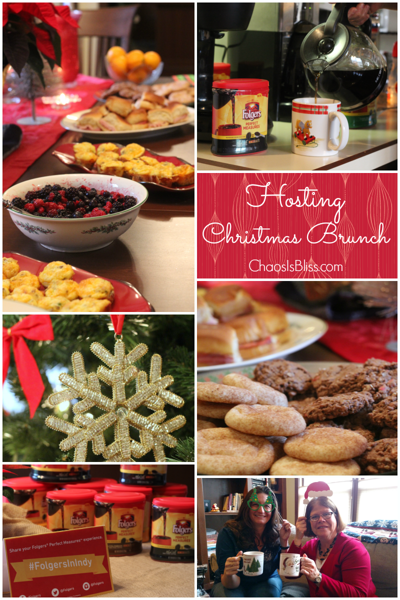Hosting Christmas brunch? Take these tips from me on what to do (and what *not* to do)!