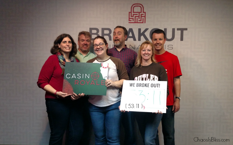 Breakout Games isn't your average team-building activity.