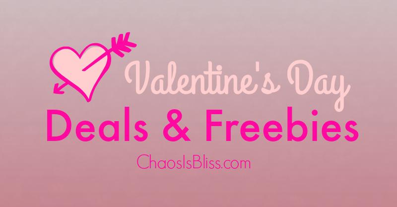 Valentine's Day Deals & Freebies