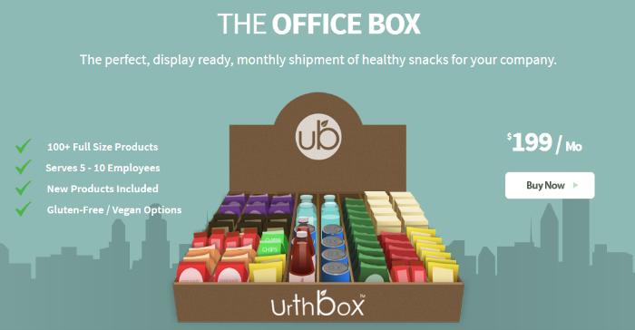 Urthbox office box